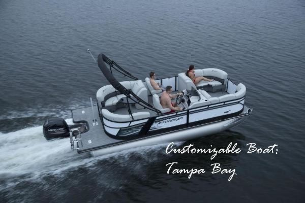 New Starcraft SLS 1 Pontoon Boat For Sale