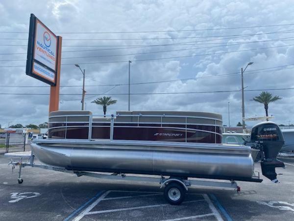 New Starcraft LX 20R Pontoon Boat For Sale
