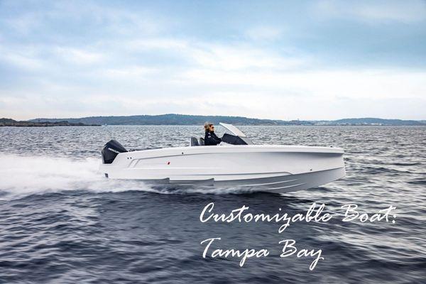 New Axopar 22 Spyder Center Console Fishing Boat For Sale