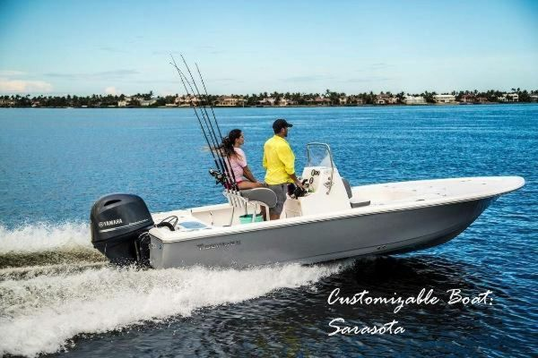 New Tidewater 1910 Bay Max Cruiser Boat For Sale