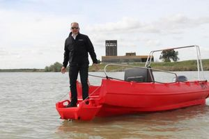 New Whaly 500 Cruiser Boat For Sale