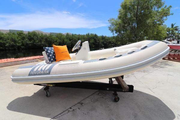 New Novurania 360 DL Cruiser Boat For Sale
