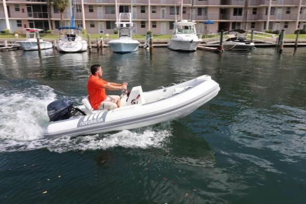 New Novurania 335DL Cruiser Boat For Sale