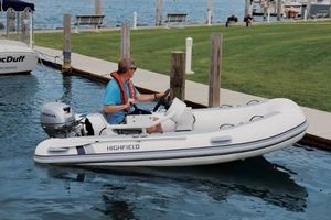 New Highfield Classic 310 Cruiser Boat For Sale