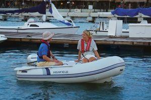 New Highfield Ultralite 340 Tender Boat For Sale