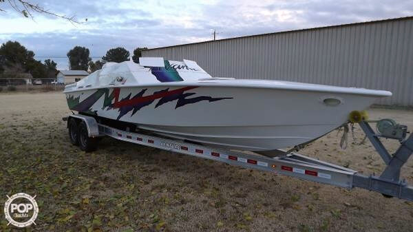 Used Avanti 27 Sport High Performance Boat For Sale