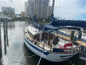 Used Cheoy Lee Clipper 33 Ketch Sailboat For Sale