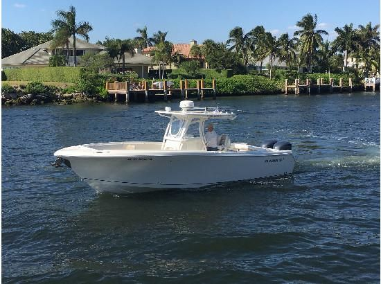 Used Sailfish CC Center Console Fishing Boat For Sale