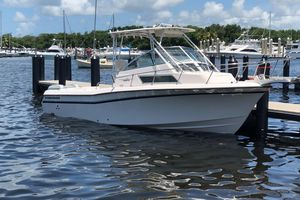 Used Grady White 252 Sailfish Center Console Fishing Boat For Sale