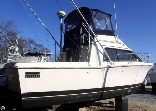 Used Pacemaker 31 SportFish Sports Fishing Boat For Sale