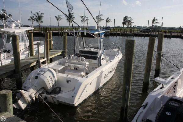 Used Wellcraft 238 Center Console Center Console Fishing Boat For Sale