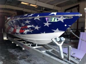 Used Aero-Tek High Performance 33 Custom High Performance Boat For Sale