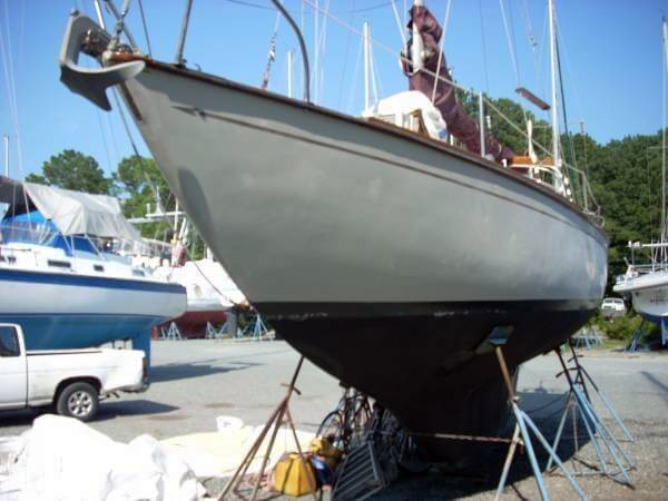 Used Pearson Alberg 35 Sloop Sailboat For Sale