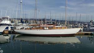 Used Kettenburg K-40 Sloop Sailboat For Sale