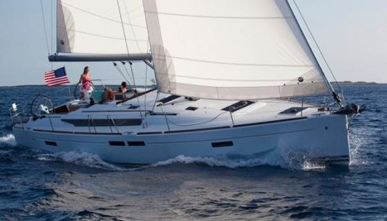 Used Jeanneau 479 Sun Odyssey Sloop Sailboat For Sale