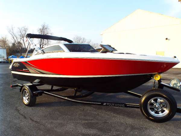 New Four Winns H180OBSS Bowrider Boat For Sale