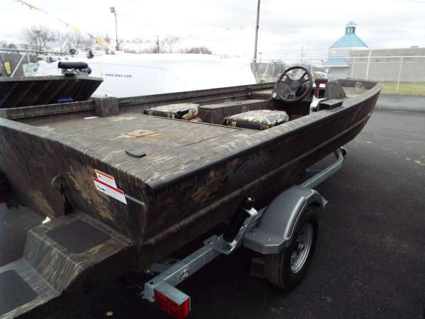 New Lowe ROUGHNECK 1860 SC Bass Boat For Sale