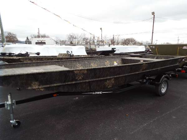 New Lowe Roughneck 1860 BR Jon Boat For Sale