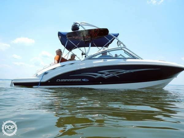 Used Chaparral 224 Sunesta WideTech Bowrider Boat For Sale