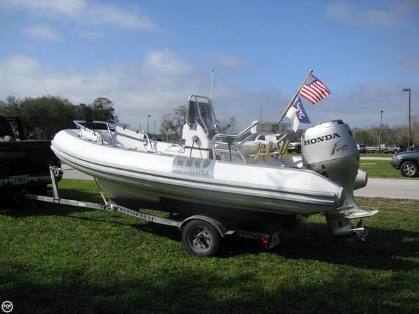 Used Novurania MX450 DEL Cruiser Boat For Sale