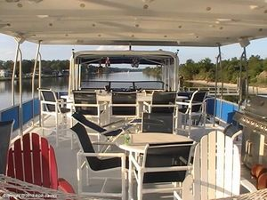 Used New Orleans 67 Custom Houseboat House Boat For Sale