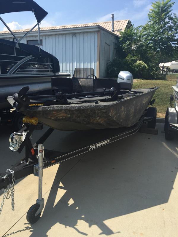 New Polar Kraft Sportsman 2072 XSE-20 Freshwater Fishing Boat For Sale