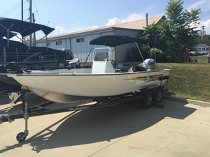 Used Polar Kraft Outlander 2010 CC Bass Boat For Sale