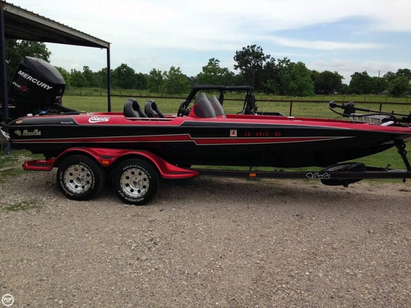 Used Bass Cat Cougar Elite 20 Bass Boat For Sale