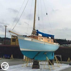 Used Homebuilt 22 Motorsailer Sailboat For Sale