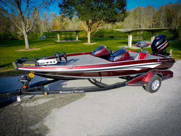 New Ranger Z518C Comanche Bass Boat For Sale