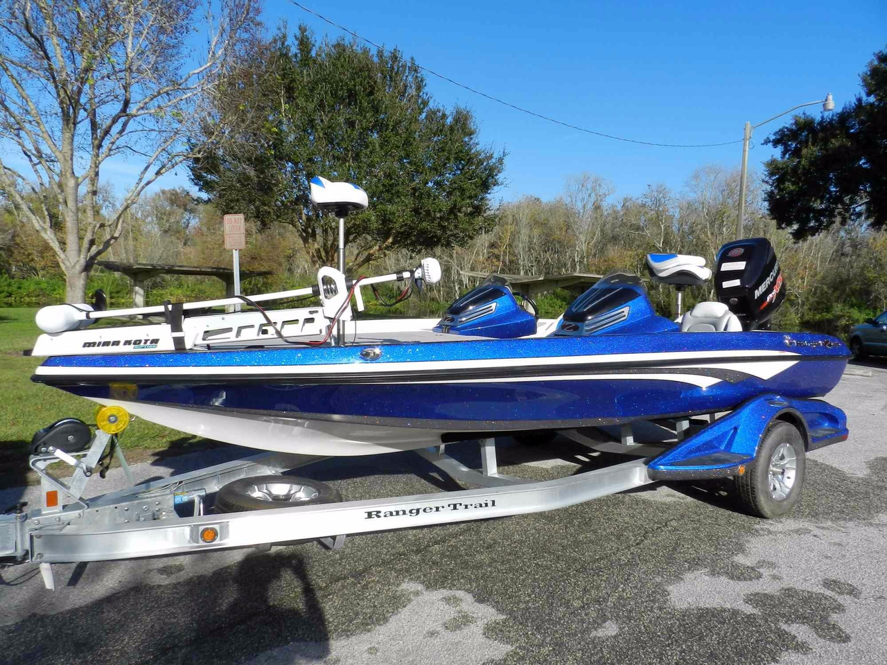 2016 new ranger z518c intracoastal freshwater fishing boat for Freshwater fishing boats