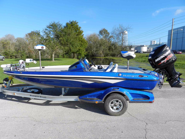 New Ranger Z518C Intracoastal Freshwater Fishing Boat For Sale