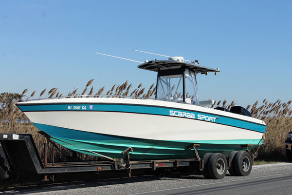 Used Wellcraft Scarab Sport Center Console Fishing Boat For Sale