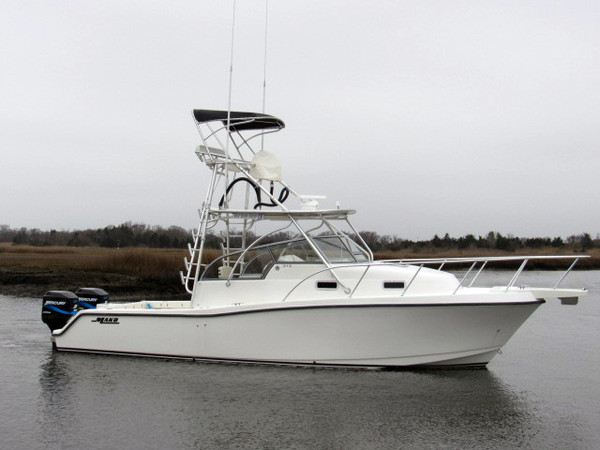 Used Mako Express Sports Fishing Boat For Sale