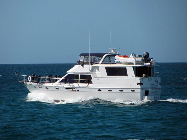 Used Tiger Marine Aft Cabin Boat For Sale