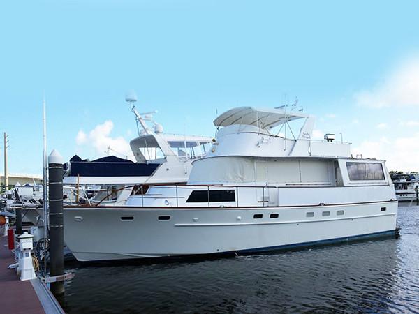 1970 used bertram international motor yacht for sale for Used motor yachts for sale in florida