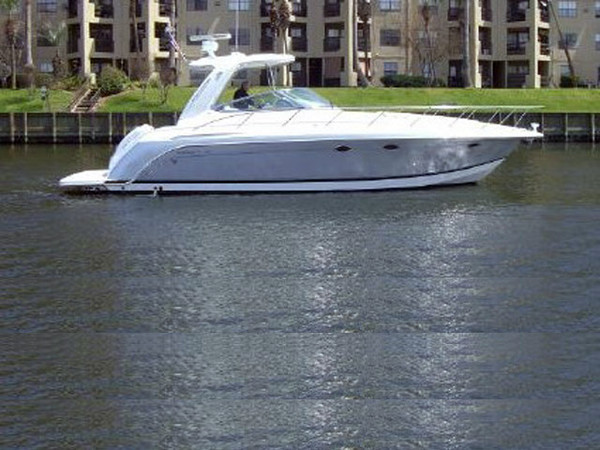 Used Formula Cruiser PC Express Cruiser Boat For Sale