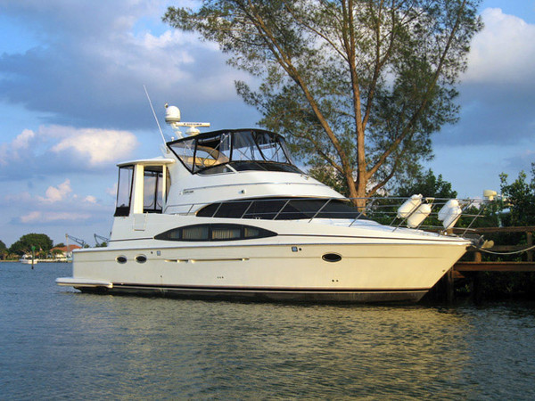 Used Carver 444 ES Motor Yacht For Sale