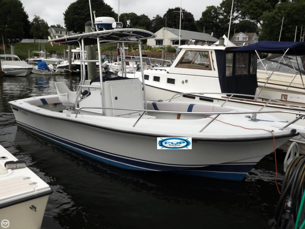 Used Rampage 24 Custom Tournament Center Console Fishing Boat For Sale