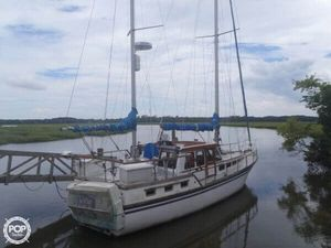 Used Sea Finn 411 Motorsailer Sailboat For Sale