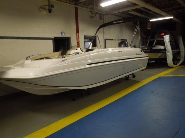 New Hurricane SS 188 OB Pontoon Boat For Sale