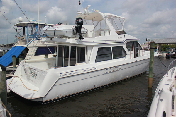 1998 used navigator motor yacht for sale 178 900 west for Palm beach motor yachts for sale