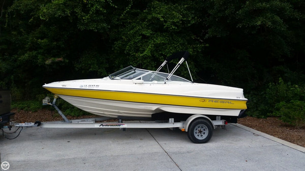 Used Regal 1800 Bowrider Boat For Sale