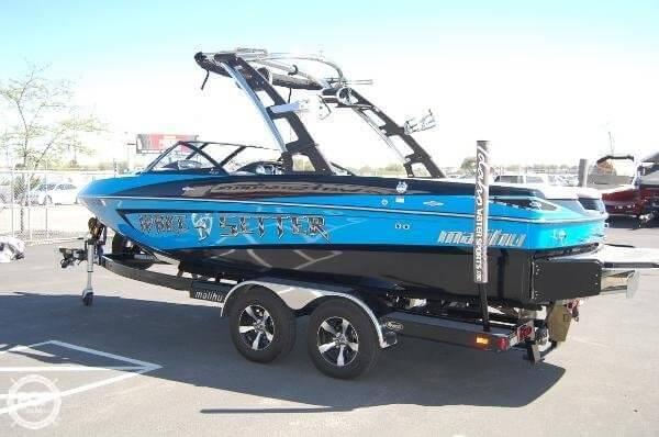 Used Malibu Wakesetter 20 MXZ Ski and Wakeboard Boat For Sale