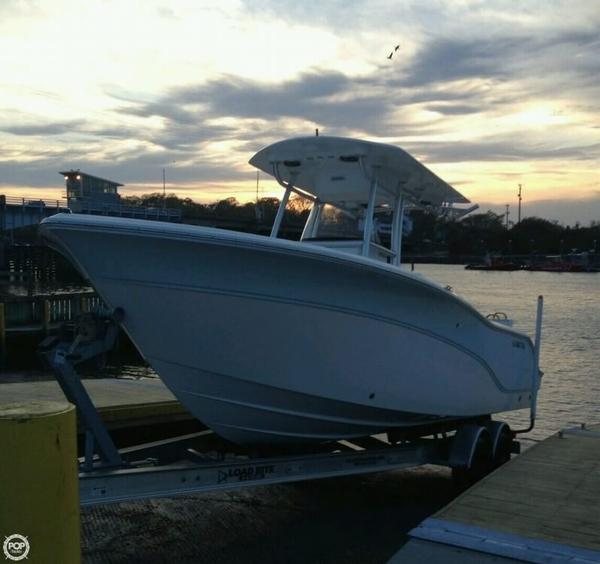 Used Sea Fox 256 Commander Center Console Fishing Boat For Sale