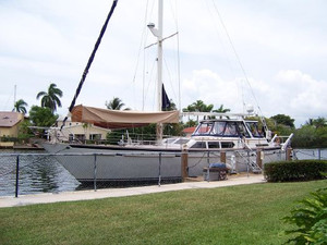 Used Gulfstar Sailcruiser Cockpit Sloop Cruiser Sailboat For Sale