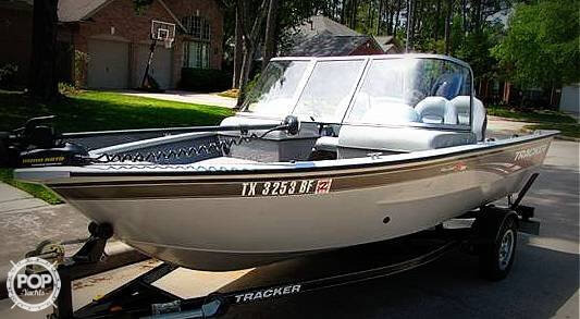 Used Tracker Pro Guide V-16 WT Bass Boat For Sale
