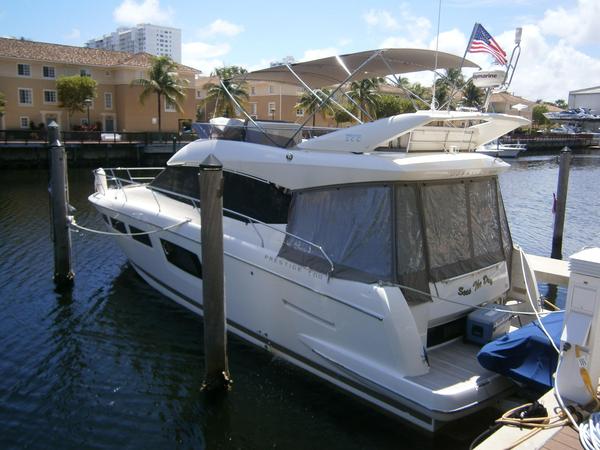 Used Prestige 500 Motor Yacht For Sale
