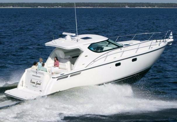 Used Tiara 4300 Sovran Motor Yacht For Sale