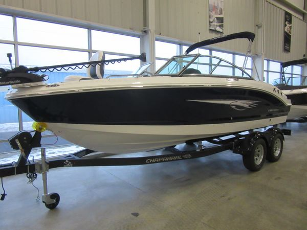 New Chaparral 21 SSI Ski & Fish High Performance Boat For Sale
